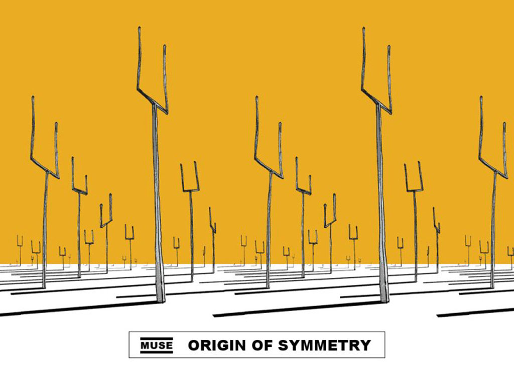 Muse origin of symmetry 2001 muse for Meaning of symmetrical
